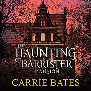 The Haunting of Barrister Mansion cover art