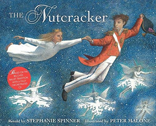 [ The Nutcracker [With CD][ THE NUTCRACKER [WITH CD] ] By Spinner, Stephanie ( Author )Oct-14-2008 Hardcover