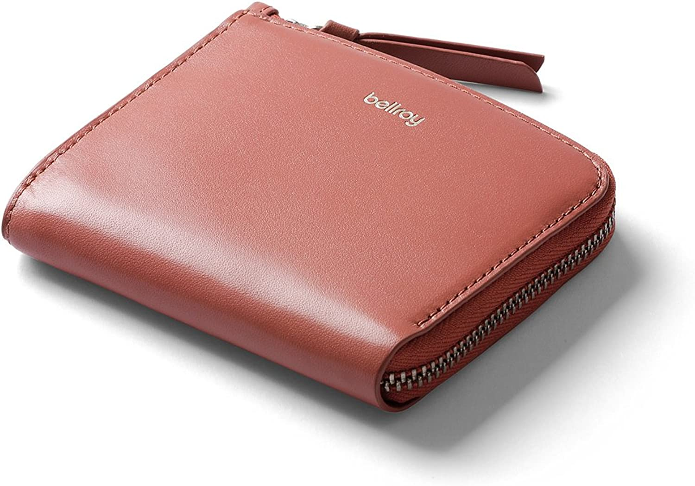Bellroy Women's Leather Pocket Mini  Deepbluesh