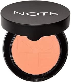 NOTE Cosmetics Luminous Silk Compact Blusher, No. 05, 1.18 Ounce