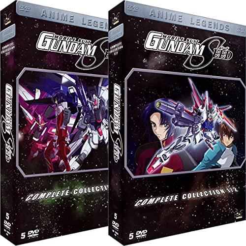 機動戦士ガンダムSEED DVDBOX全50話 [Import]