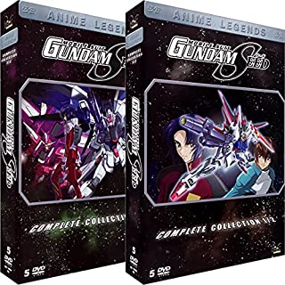 Gundam Seed - Intégrale - 2 Coffrets (B006K7KHC8)   Amazon price tracker / tracking, Amazon price history charts, Amazon price watches, Amazon price drop alerts
