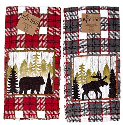 Top 10 Best Selling List for wildlife kitchen towels