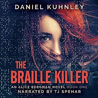 The Braille Killer audiobook cover art