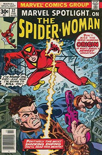 Marvel Spotlight (Vol. 1) #32 FN ; Marvel comic book
