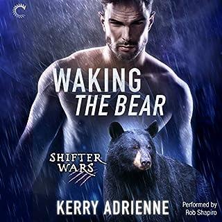 Waking the Bear audiobook cover art