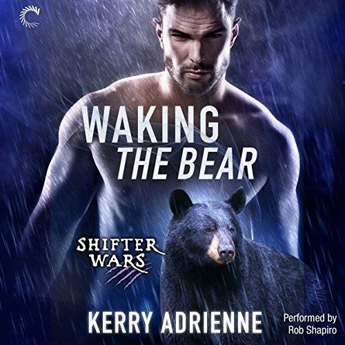 Waking the Bear audiobook cover art