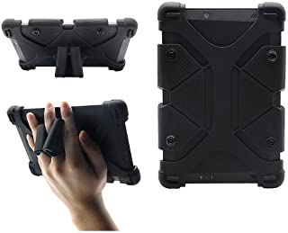 Universal 8 inch Tablet Case, Silicone Protective Standing Cover 7.9