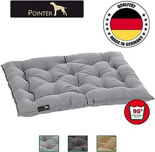 cama Pointer para perros, ortopédica, suave, exterior, estable, antiarañazos, fácil limpieza, apto para secadora, lavable a 95 °C, alta calidad, tamaño y color a elegir