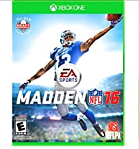 Madden NFL 16 Xbox One Brand New Factory Sealed