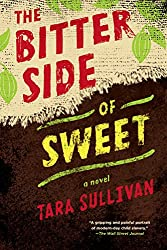 Books Set Around The World: Ivory Coast - The Bitter Side of Sweet by Tara Sullivan. For more books that inspire travel visit www.taleway.com. reading challenge 2020, world reading challenge, world books, books around the world, travel inspiration, world travel, novels set around the world, world novels, books and travel, travel reads, travel books, reading list, books to read, books set in different countries, reading challenge ideas