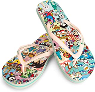 Tokidoki Women's California Dreamin' Flip-Flop