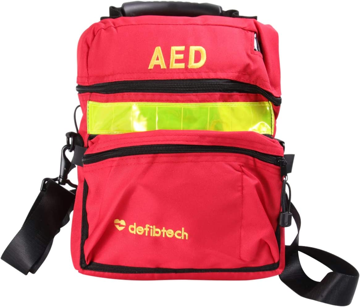 ARTIBETTER First Aid Bag Empty Rescue Pouch Spring new work one shopping after another Travel Defibrillator