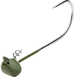 Buckeye SRGR145 1//4-Ounce Spot Remover Jig Head Green Pumpkin Finish for sale online