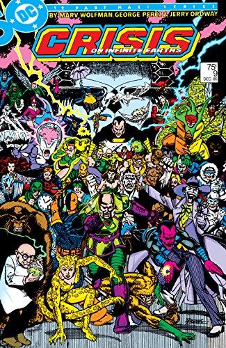 Crisis on Infinite Earths #9 (English Edition)