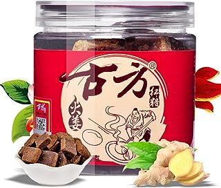 古方 火姜红糖火姜茶180g/瓶 古法手工红糖老姜土黑糖