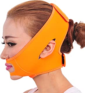 Face Slimming Cheek, V Face Line Lift Up Strap Anti Wrinkle Beauty Tool Double Chin Verminder Bandage For Gift for Mom