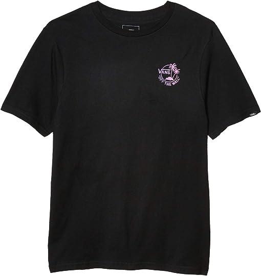 Black/Fuchsia Purple