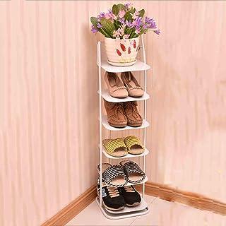 SILOLA Organisateur de Rangement en Fer Support de Rangement Solide et Durable Hall Support de Rangement pour Chaussures H...