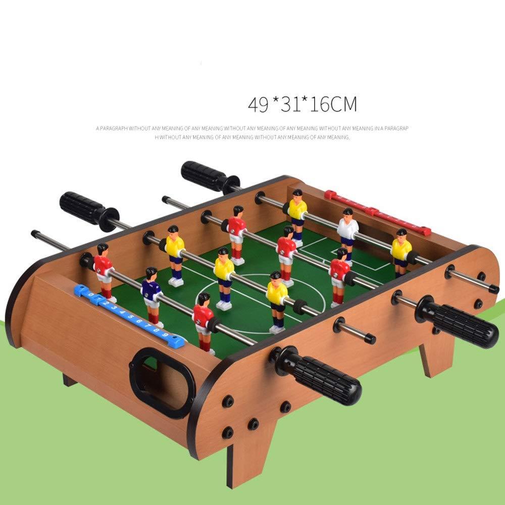 Yamyannie-Home Mesa de futbolín Juegos Deportivos Mini Mesa ...