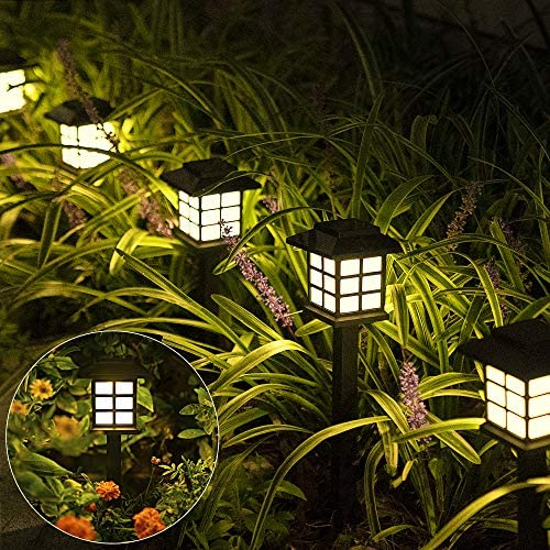 Luces solares para jardin