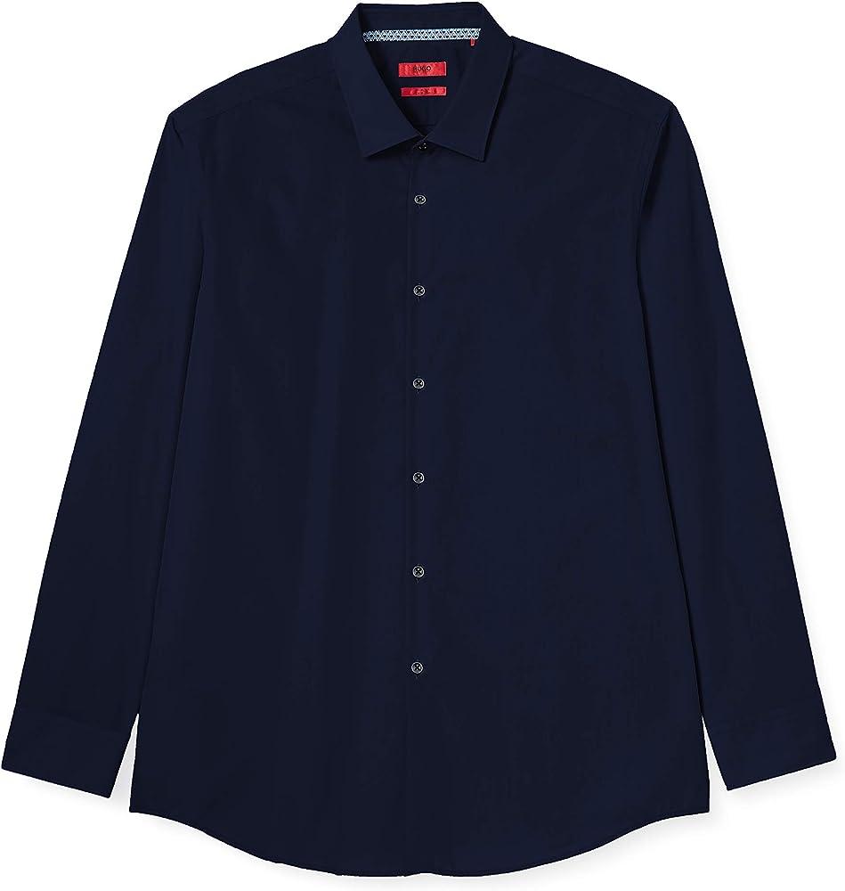 Hugo boss, camicia per uomo,100% cotone 50444029