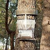 Plume et compagnie Trampa ecológica para la oruga procesionaria del pino, 30 cm de diámetro