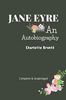 Jane Eyre An Autobiography: with original illustrations