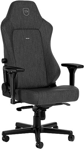 noblechairs Hero TX Gaming Stuhl – Bürostuhl Ergonomisch – Schreibtischstuhl – Gaming Chair PC – Gaming Sessel – Chefsessel Bürostuhl 150 kg…