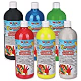 toy color BORGIONE Colori a dita colori assortiti