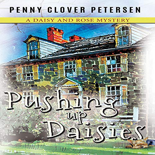 Pushing Up Daisies audiobook cover art