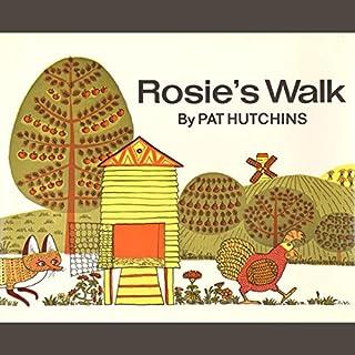 Rosie's Walk audiobook cover art