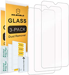 [3-PACK]- Mr.Shield For OnePlus 7 / OnePlus Seven [Tempered Glass] Screen Protector [Japan Glass With 9H Hardness] with Li...
