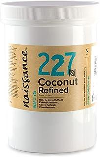 Naissance Refined Coconut (Solid) Oil (#227) 500g - Puur, Natuurlijk, Wreedheidvrij, Veganistisch - Hydraterend & Hydrater...