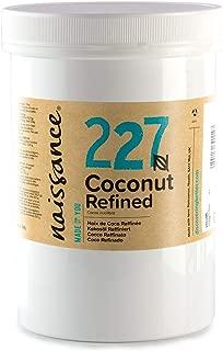 Naissance Coco Refinado Sólido - Aceite Vegetal 100% Puro - 500g