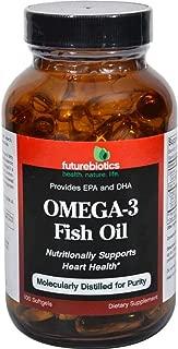 Futurebiotics 未来生机 欧米伽3深海鱼油软胶囊100粒