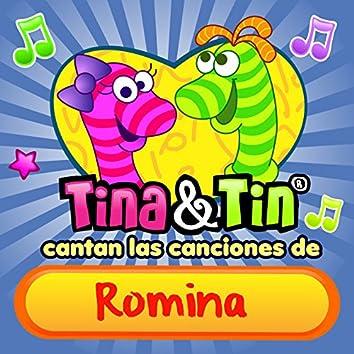 Cantan las Canciones de Romina