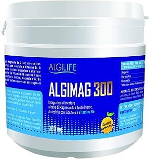 ALGIMAG 300 MAGNESIO SOLUBLE 300 Gr. En forma