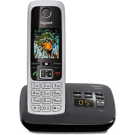 Gigaset C430a Schnurloses Telefon Mit Anrufbeantworter Elektronik