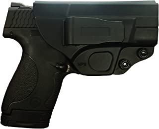 S&W M&P Shield 9mm/40 Inside Waistband Concealed Carry Holster