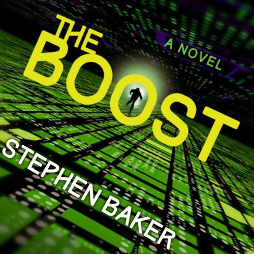 The Boost audiobook cover art