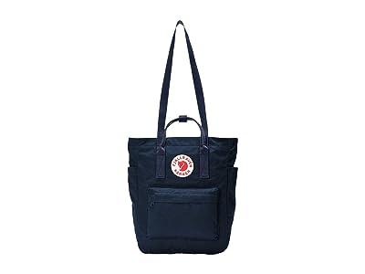 Fjallraven Kanken Totepack (Navy) Tote Handbags