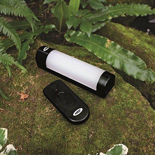 NGT Karpfen Angeln Zelt Licht Fernbedienung Mit Powerbank Funktion 2 Größen - Large 21 x 3.5 x 3.5cm