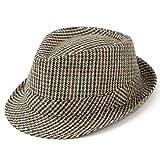 Hawkins Classic Tweed Trilby hat - 58