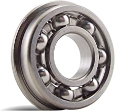 FR6, 3/8 x 7/8 x 7/32 inch, Flanged Radial Bearing