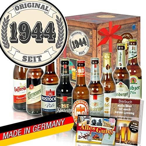 Original seit 1944 ++ Geburtstag Geschenk 1944 ++ DDR Produkte Bier