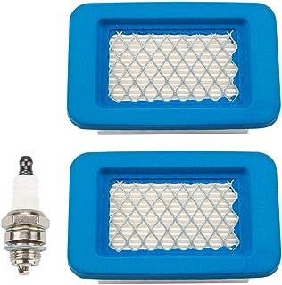 Leopop PB-580T Air Filter w Spark Plug for Echo PB-580T PB580T PB-580H PB580H Power..
