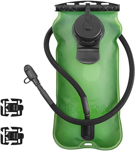 Gim mise à niveau d/'hydratation sac à dos BPA Libre étanche avec 2 L hydratation vessie sac