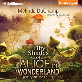 Fifty Shades of Alice in Wonderland audiobook cover art