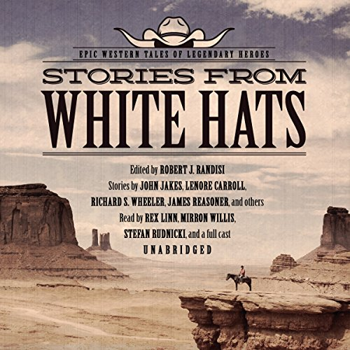 White Hats audiobook cover art